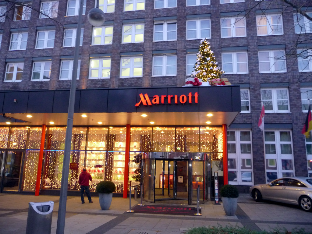 Marriott Cologne Hotel