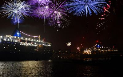 DFDS New Year Celebration