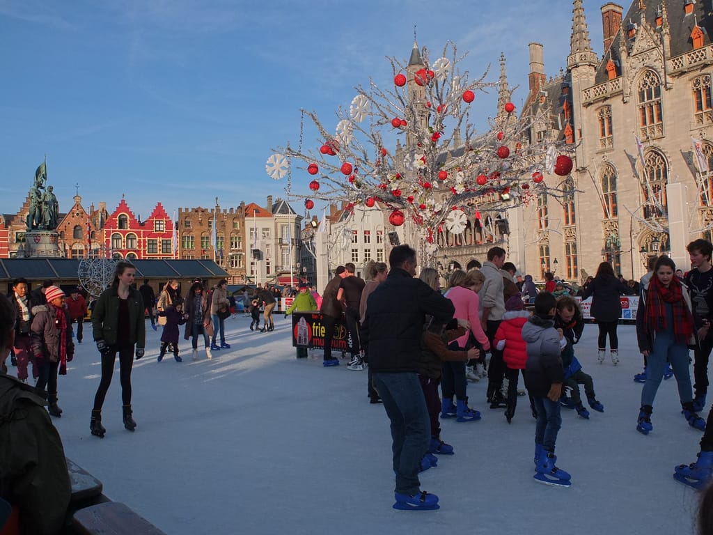 Bruges Christmas Market Breaks.P O Ferries Christmas Markets Mini Cruises 2 For 1 Mini