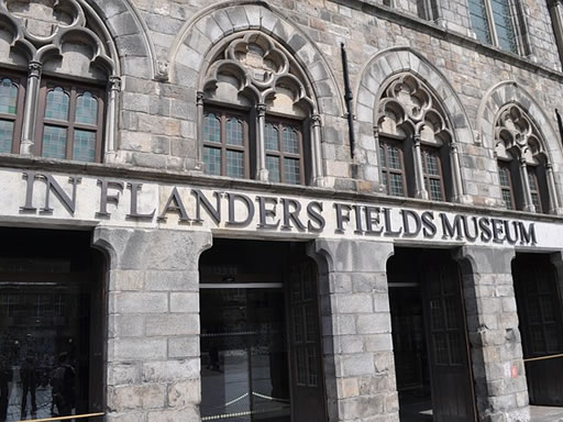 In Flanders Fields Museum, Ypres